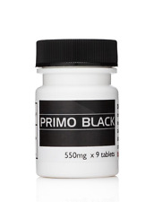PRIMO BLACK #1 BEST Performing Male Herbal Pill Anywhere by PRIMOMALE 1 BOTTLE