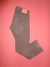 Vintage Levi's 514 Zip-Fly - Mens Brown Denim Jeans - Waist 34 Leg 32 - K65