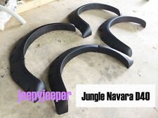 Jungle OFF-ROAD FENDER FLARES WHEEL ARCH FOR NISSAN FRONTIER NAVARA D40 05-14