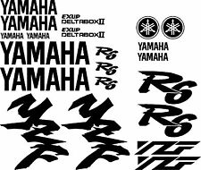 YAMAHA R6 Style YZF Vinyl Decals Graphics Stickers Motorbike