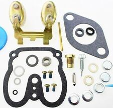 Carburetor Kit & Float Wisconsin Continental Engine V465D  W4-1770 Replaces LQ37
