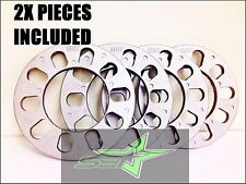 "2 TOYOTA WHEEL SPACERS 1/4"" INCH THICK 6MM 