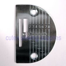 Needle Throat Plate For Singer Class 15, 15-91, 201 Sewing Machines #125319LG
