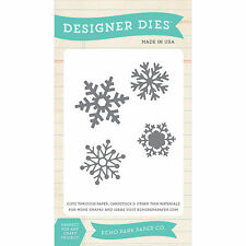 Echo Park Dies-Snowflake Set #1