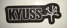 KYUSS - LOGO Embroidered PATCH Sleep Melvins Soundgarden Queens of Stone Age