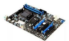MSI Socket AM3+ AMD 970 DDR3 SATA3 and USB 3.0 A&GbE ATX Motherboard (970A-G43)