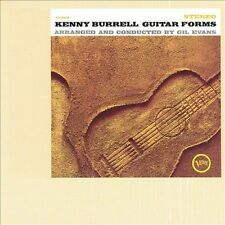 Guitar Forms by Burrell, Kenny