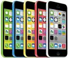 Apple iPhone 5C 32GB Unlocked Smartphone - Grade A+ Condition White 5 Colors