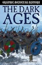 The Dark Ages and the Vikings (Graphic Medieval History)-ExLibrary