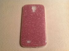 Glitter Back Clear Silcone Gel Plastic For Samsung S4 S5 S6 S7 Case Cover A30