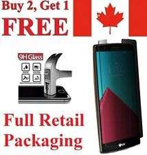 Privacy Anti-Spy Tempered Glass Screen Protector for LG G4