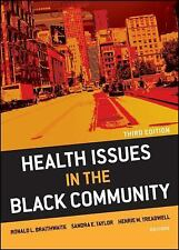 Health Issues in the Black Community (2009, Hardcover)