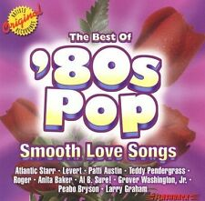 80's Pop: The Best of Smooth Love Songs by Various Artists (CD, Sep-2003,...