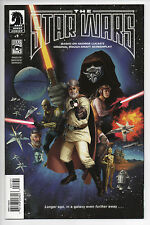 Star Wars Lucas Draft #1 1:40 Doug Wheatley Variant Cover NM+ First Printing
