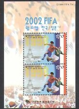 Korea 2001 FIFA World Cup Football/Soccer/WC/Games/Sports/1998 2v m/s (b1426c)