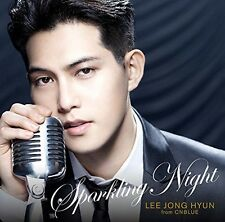 New Lee Jong hyun from CNBLUE SPARKLING NIGHT First Limited Edition CD DVD Japan