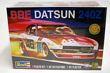 Revell 1/25 BRE Datsun 240z (SSP) Plastic Model Kit 85-1422 851422 Morton Brock