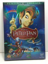 Peter Pan (DVD, 2007, 2-Disc Set, Platinum Edition)