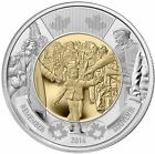 2014 CANADA $2 COIN WWII COMMEMORATIVE WAIT FOR ME DADDY HEART TOUCHING COIN!