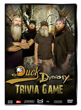 Duck Dynasty DVD Trivia Game - Fun Fact Filled Trivia Family Game on DVD