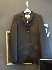 100% Authentic MULBERRY BLACK MARIANNE JACKET UK-SIZE 8 - RRP£799 (BRAND NEW)