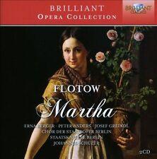 Friedrich von Flotow Martha, New Music
