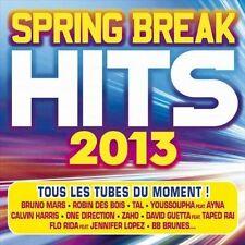 SPRING BREAK HITS 2013 [USED CD]