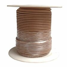 18 Gauge Tan Primary Wire 100 Foot Spool : Meets SAE J1128 GPT Specifications