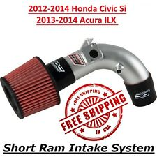 2012-2016 Civic Si & 2013-2015 Acura ILX 2.4L DC Sports Short Ram Air Intake