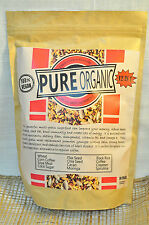 Pure Organic Fiber Booster Meal Replacement Coffee