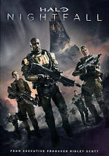 HALO NIGHTFALL NEW DVD 2014 Movie | Action ,Adventure,Sci-fi ,TV series| WS