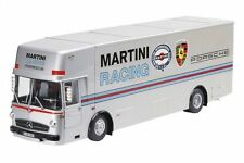 Schuco 1965 Mercedes Benz Transporter Porsche Martini 1:18 LE 500pcs*New!