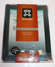 GENUINE XTREME MAC MICROSHIELD ULTRA-THIN CASE IPAD 2 - BROWN - NEW