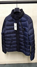 CP Company Ultralight Nylon Down Jacket In Navy BNWT