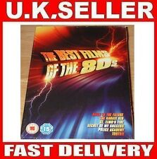 BEST OF THE 80'S ☆ 6 X FILM BOX SET ☆ BRAND NEW ☆ DVD UK R2 ☆ SEALED #