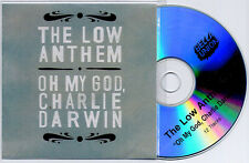 THE LOW ANTHEM Oh My God Charlie Darwin UK promo test CD pvc wallet