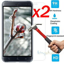 2Pcs 9H Premium Tempered Glass Screen Protector For ASUS Zenfone 3 ZE552KL 5.5''