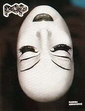 POP MAGAZINE #25 Limited Edition MARINA ABRAMOVIC HARDCOVER HARDBACK @NEW@ RARE