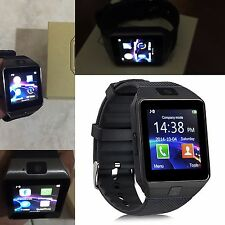 SMART WATCH OROLOGIO CELLULARE PER SAMSUNG GALAXY GEAR ANDROID IPHONE IOS APPLE