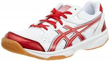 asics Volleyball Shoes RIVRE CS TVR150 White / red