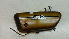 1974 Yamaha RD250 RD350 RD 250 350 Y484' left side cover oil tank reservoir