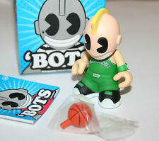 "Kidrobot - KIDBALLER 'Bots 3"" Mini Series Basketball Urban Vinyl Figure"