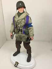 1/6 DRAGON US 101ST AIRBORNE PARATROOPER CHAPLAIN ARDENNES DID BBI WW2 21ST