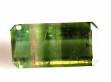 5.20Ct HUGE MOZAMBIQUE 100%NATURAL WATERMELON BI COLOR TOURMALINE