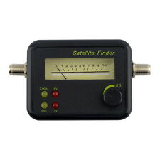 Hot New Mini Digital LCD Display Satellite Signal Finder Meter Tester FT