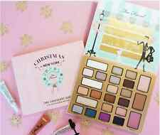 24 Colors Too Faced The Chocolate Shop Christmas in New York Eyeshadow Palette