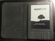 Amazon Kindle Keyboard (3rd Generation) 4GB, Wi-Fi + 3G (Unlocked)