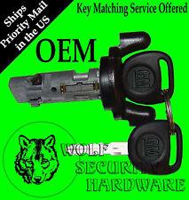 Trailblazer Envoy 03-09 OEM Ignition Key Switch Lock Cylinder 2 Keys 707758