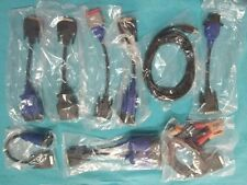 9 Cables Full Set for NEXIQ 125032 USB Link