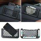 Worship Car Seat Side Back Storage Net Bag Phone Holder Pocket Organizer Magic